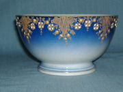 K & G flow blue bowl