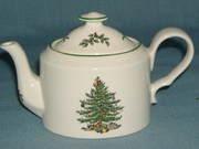 Spode Christmas Tree Mini teapot