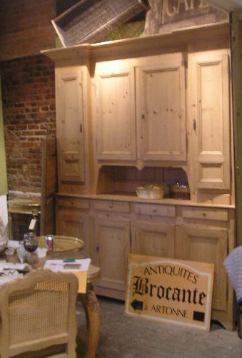 French Pine Furniture