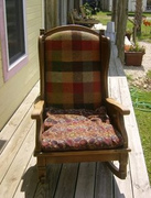 Old Rocking Chair ~Before