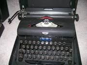 Royal arrow typewriter