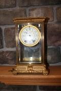 Antique Clock German Seth Thomas, websized