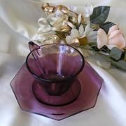 2008 Vintage Moroccan Cup & Saucer Set