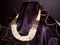 Vintage Multi Strand Beaded Necklace