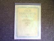 Old Fashion Garden (Music Sheet)
