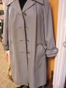 Vintage Plaid Coat $25