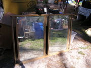 50s-60s dresser mirror..$25