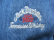 Vintage Jack Daniel's Denim / Jean Jacket XXL 1980's