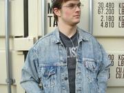 Vintage Levis Acid Washed Jean Jacket 1980's