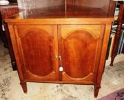 Mid Century Cherrywood Cabinet