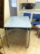 formica table 1950's
