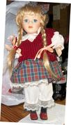 Musical Doll, wind up