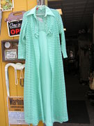 Vintage dress and coat..$30