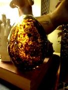 Vintage Murano Glass Egg