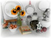 My Farmhouse Inspired Kitchen