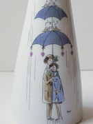 Rosenthal Peynet the Lovers Vase