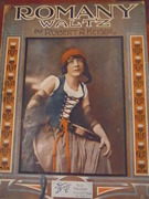 OLD SHEET MUSIC AND COLLECTABLES 011