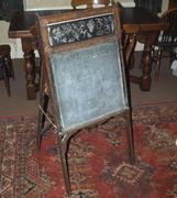 Early 20th century childs blackboard