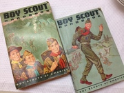 Boy Scout Handbooks from the 1950's