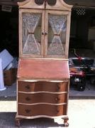 antique secretary 015
