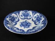 Flow Blue Meissen Bowl @ eBay's Countryside-Curio