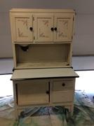 Hoosier-style cabinet