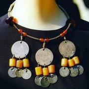 Primitive Mongolian Necklace