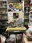 Hoosier at Kitsch n Stuff- Collinsville Antiques Company of New Hartford CT