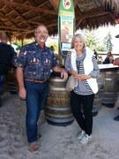 Walt and Sharon