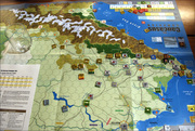 The Caucasus Campaign (6 Turn End)