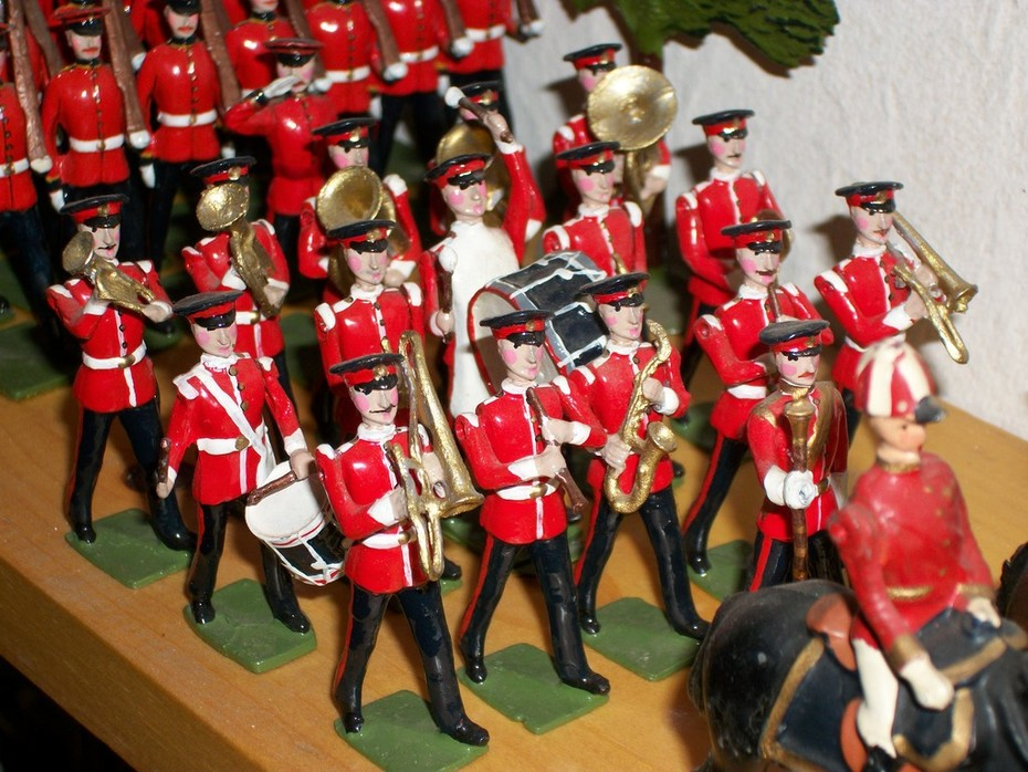 Britains Marching Band