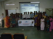 Participants of NET-SET LIS Guidance workshop at MITSOM Library