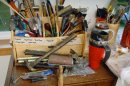 Some of my artist tools