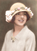 "Colleen - ""Easter Hat"" - Circa 1926"
