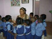 Dalit school in India