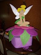 piñata de campanita
