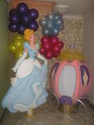 Fiesta princesas disney - decoracion
