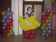 Fiesta princesas disney - blancanieves