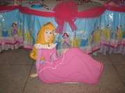 Fiesta princesas disney - aurora