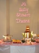 Baby Shower Thiana