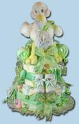 DIAPER CAKE DECOR