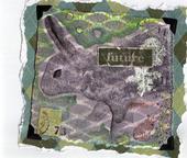 rabbit collage