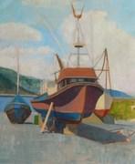 The Old Boatyard, Seward