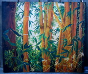 Bamboo Forest # 1