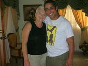 Me and Lynne Guitar in Kiskeya
