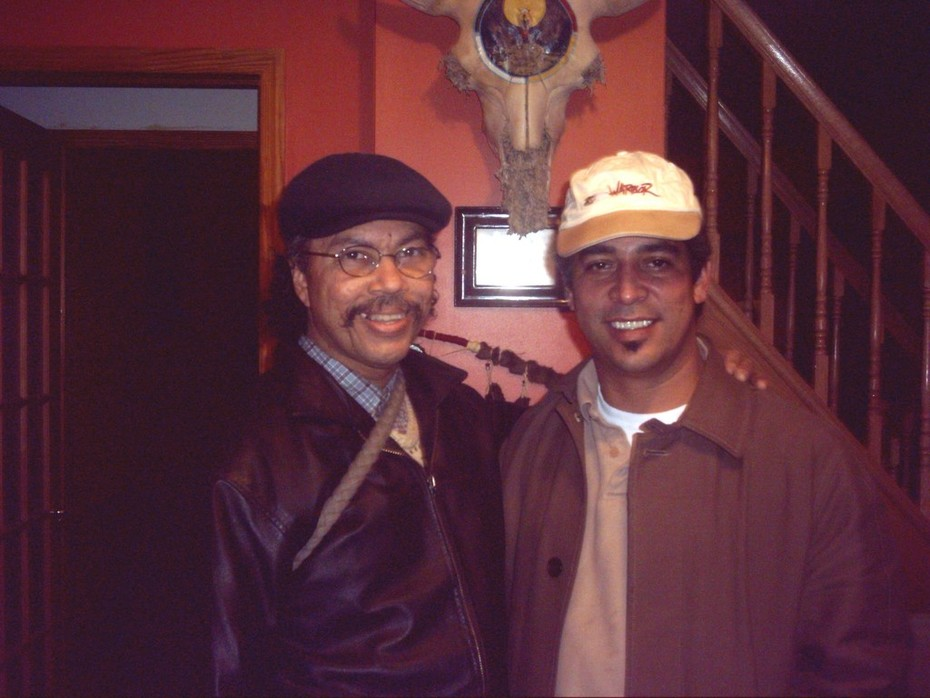 with Kasike Guaraguaorix