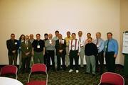 Academics gathering at SCIP