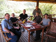 South African CI Bushveld Breakfast
