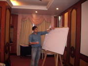 Two day Competitive Intelligence for Strategic Planning by Vivek Raghuvanshi for Sri Lanka and India on 13th May and 14th May 2011 at Mumbai, India
