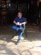 South African bush - Craig evaluating